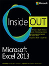 Microsoft Excel 2013 Inside Out (eBook)